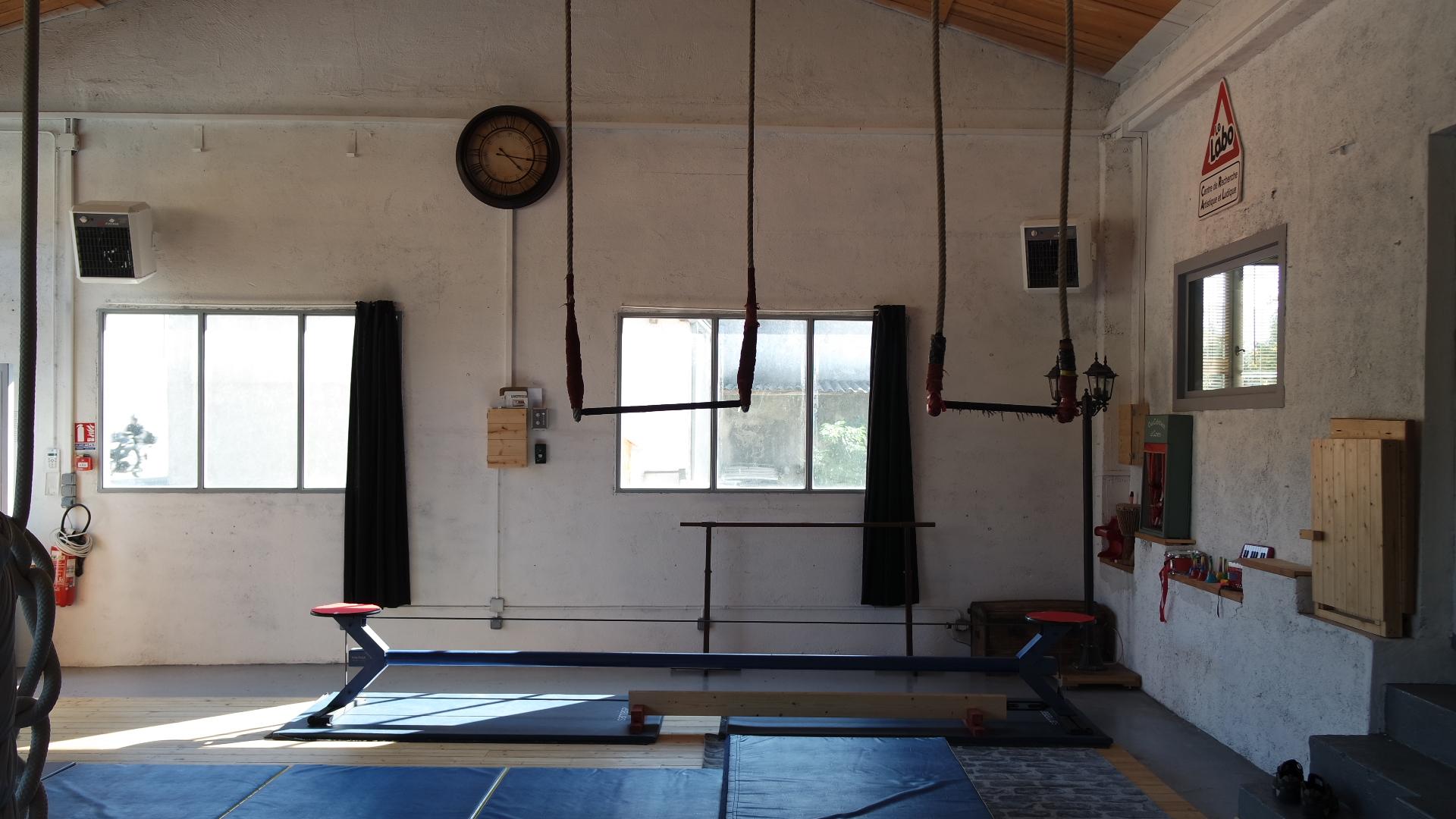 Le Labo - École de cirque